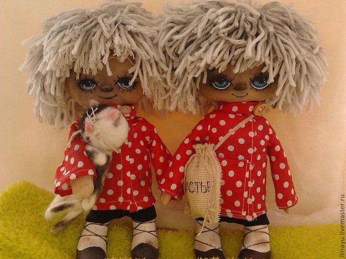 Поделки куклы сшить своими руками