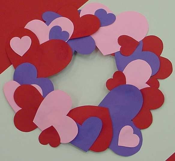 Поделки с днем святого валентина своими руками