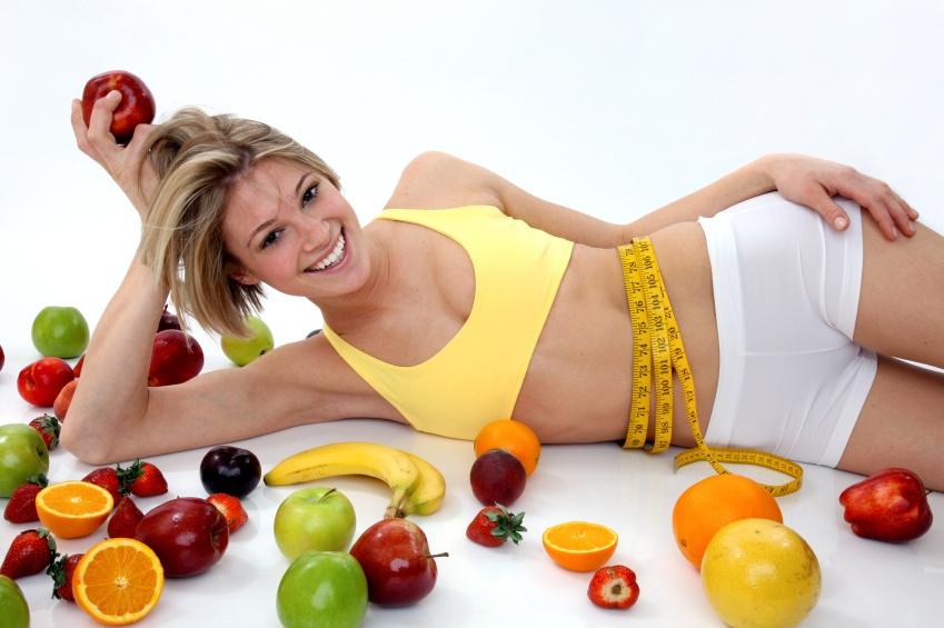 Как ленивой похудеть за неделю