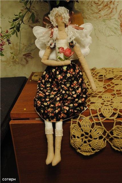 Куклы тильды своими руками инструкция