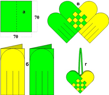 Как сделать поделки из бумаги своими руками оригами