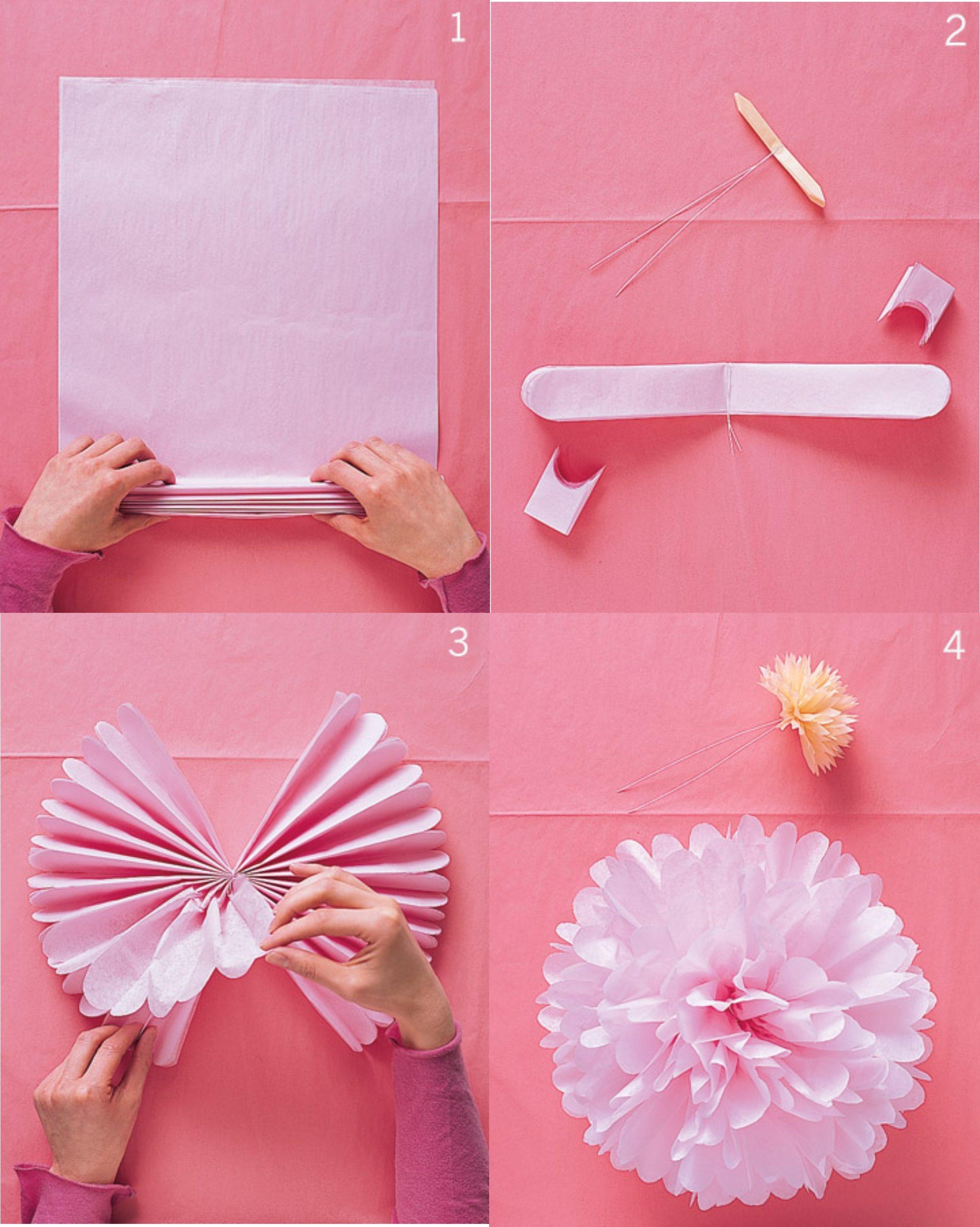 Как сделать цветы из бумаги своими руками поэтапно фото оригами