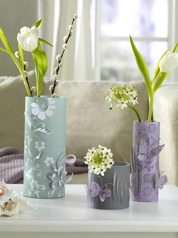 Дизайн вазы своим руками