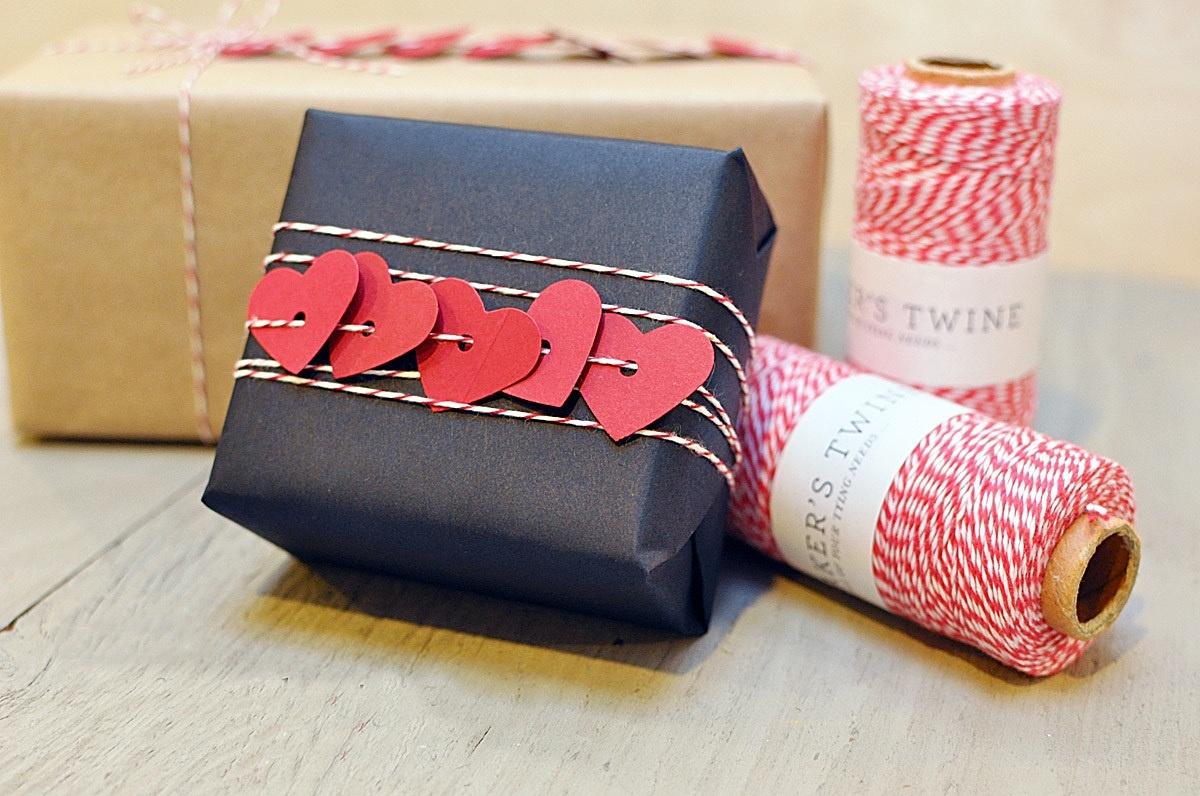 Необычная упаковка подарков