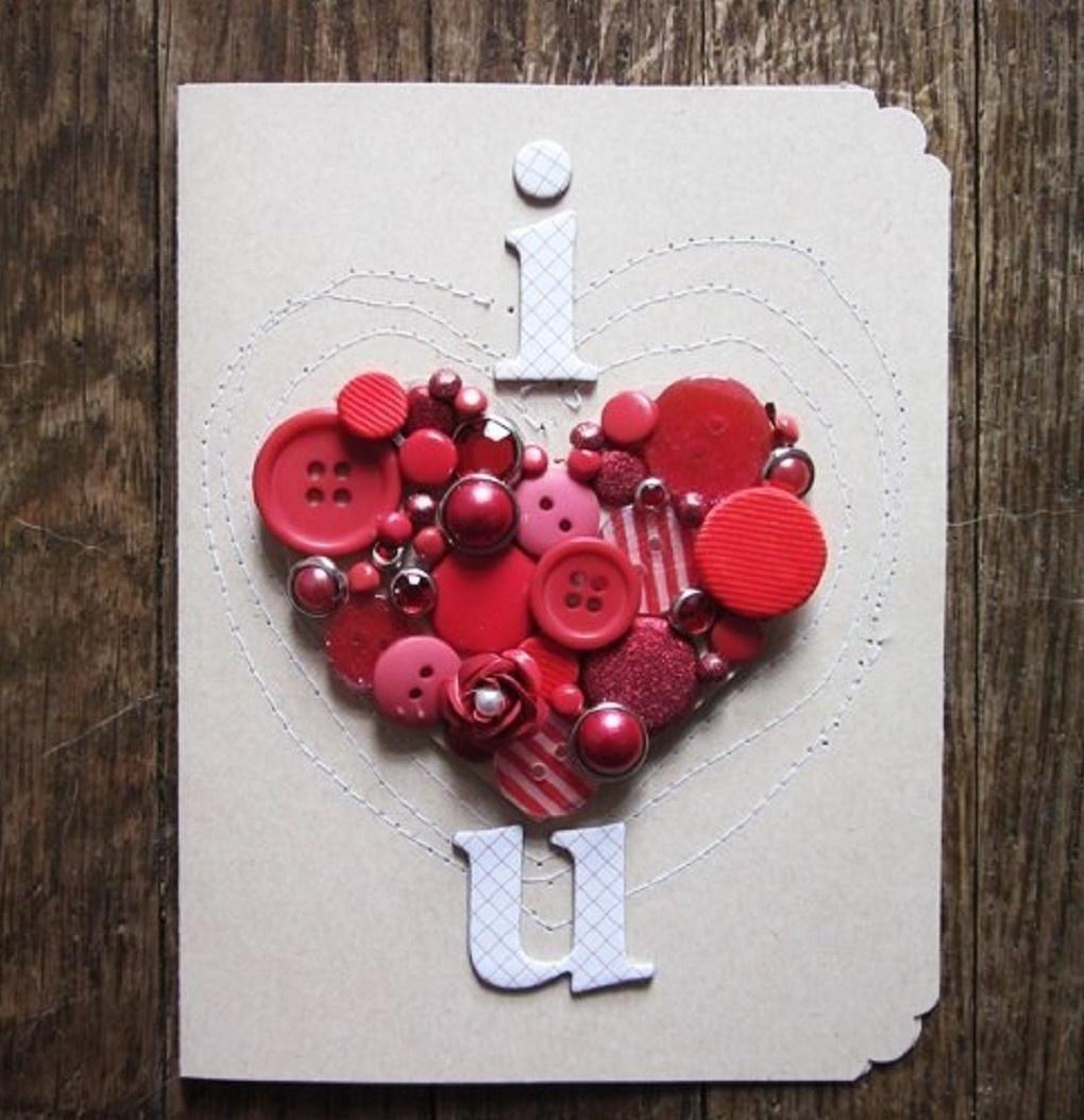 Идеи своими руками подарков на день святого валентина