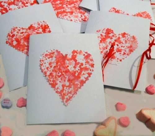 Подарки своими руками к дню влюблённых