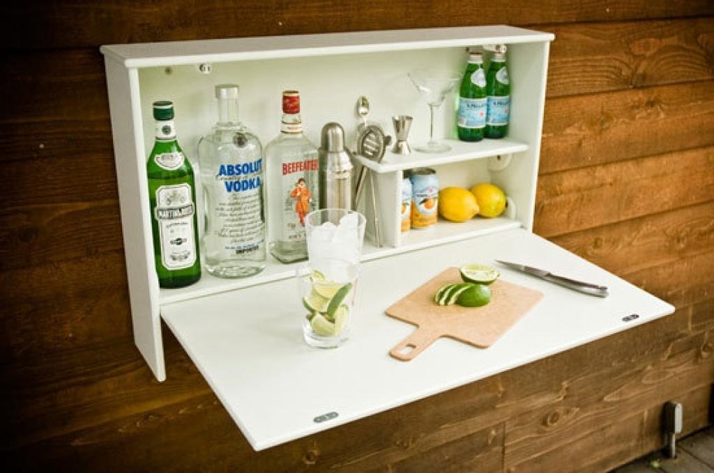 Как сделать домашний бар