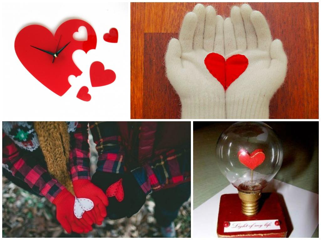 Оригинальные идеи для подарка на 14 февраля своими руками