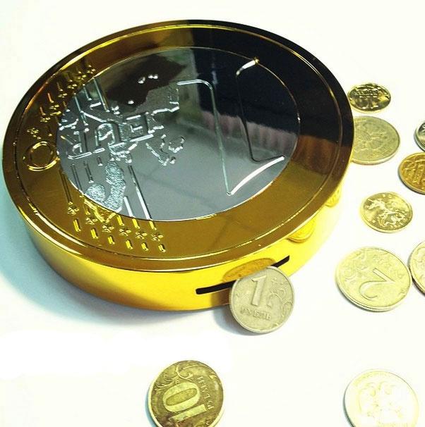 Копилка для монет