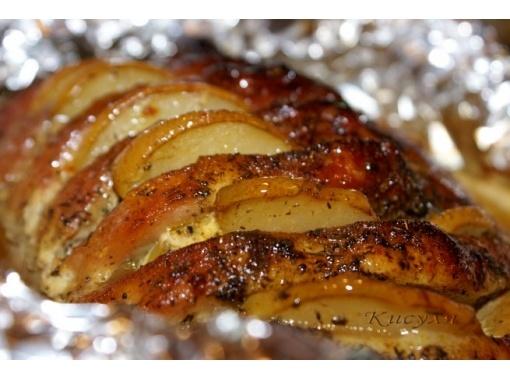 Рецепт горячее на праздник