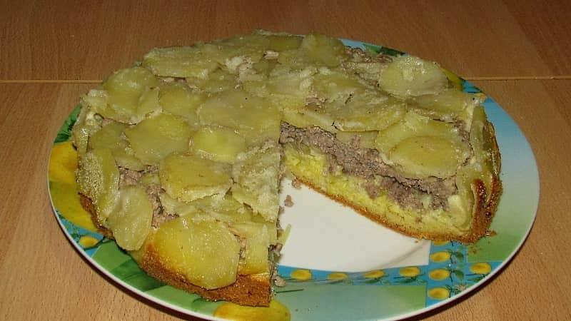 Заливной пирог с капустой рецепт пошагово с фото