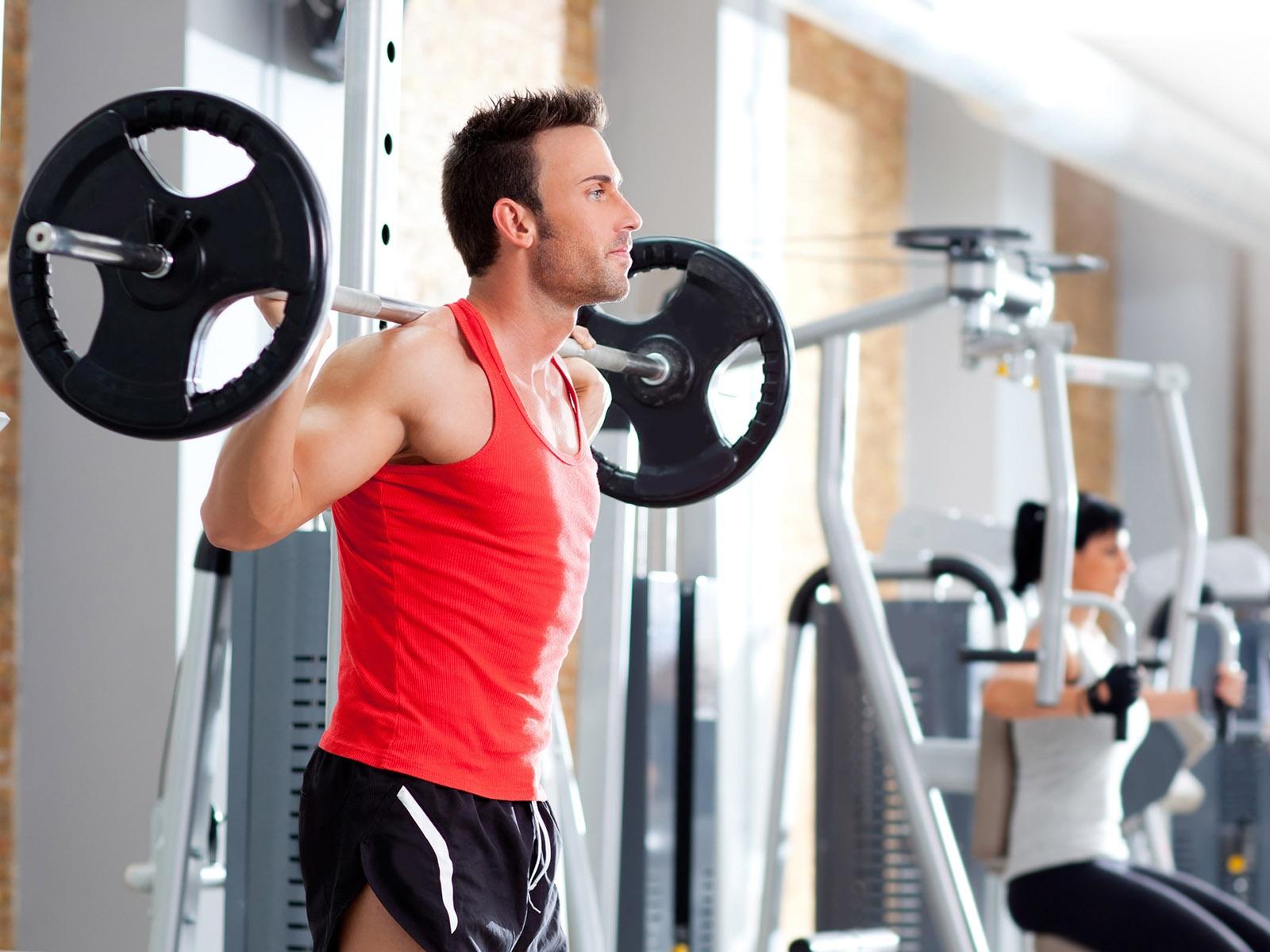 Как похудеть в спортзале мужчине быстро
