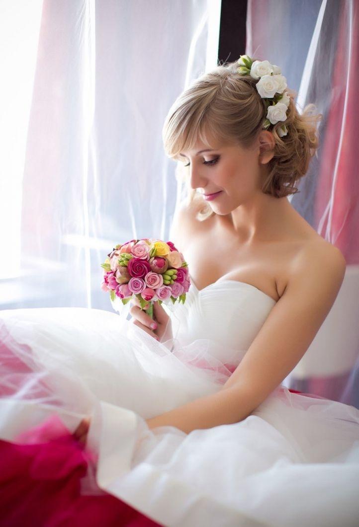 коментарии и рекомендации свадебные прически 2008 года