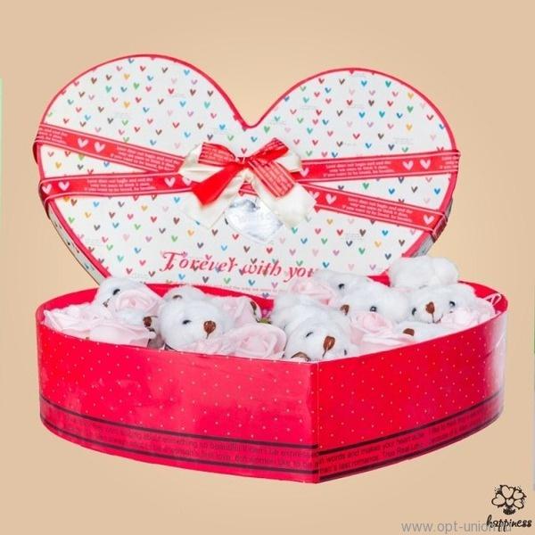 Подарочная коробка в форме сердца своими руками на 14 февраля - карточка от пользователя Ksuha501 в Яндекс.Коллекциях
