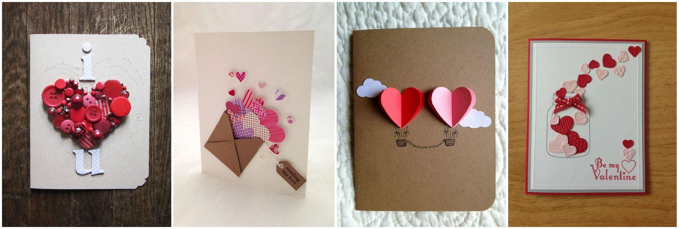 Красивая и простая открытка с днем рождения своими руками маме