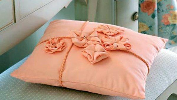 диванные подушки сделать своими руками