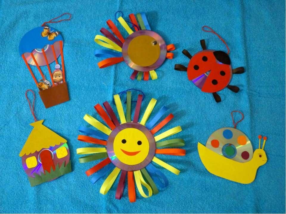 Поделки своими руками в детский сад