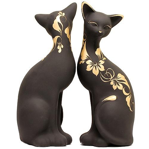 Коты статуэтки своими руками