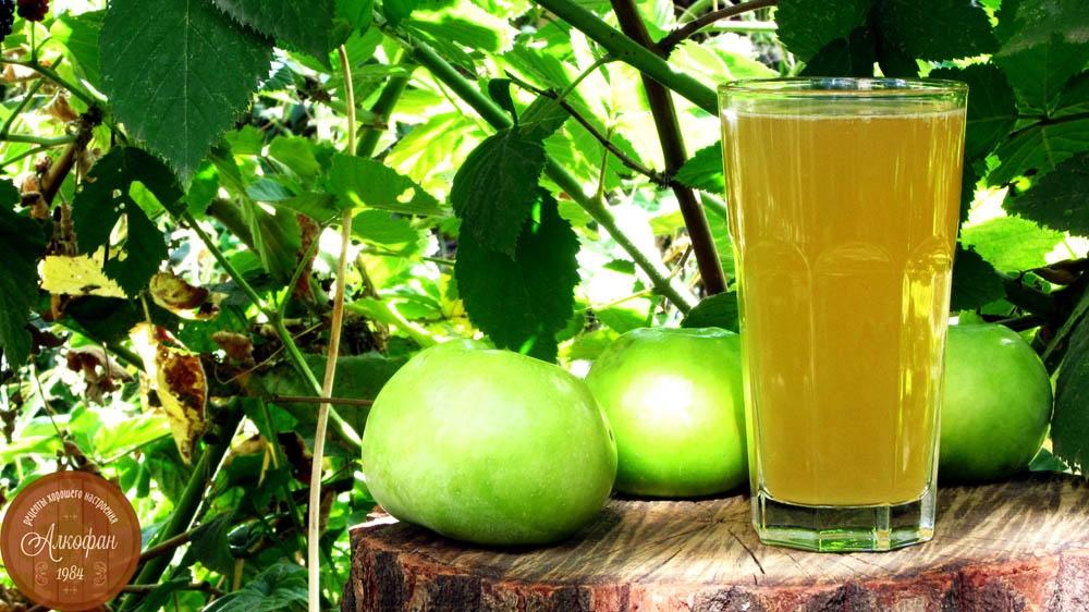 Сидр из яблок в домашних пошаговый рецепт с фото