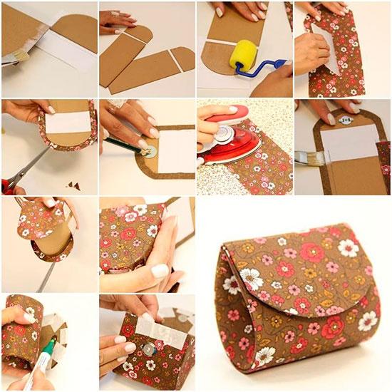 Как сделать красивую сумку своими руками из ткани