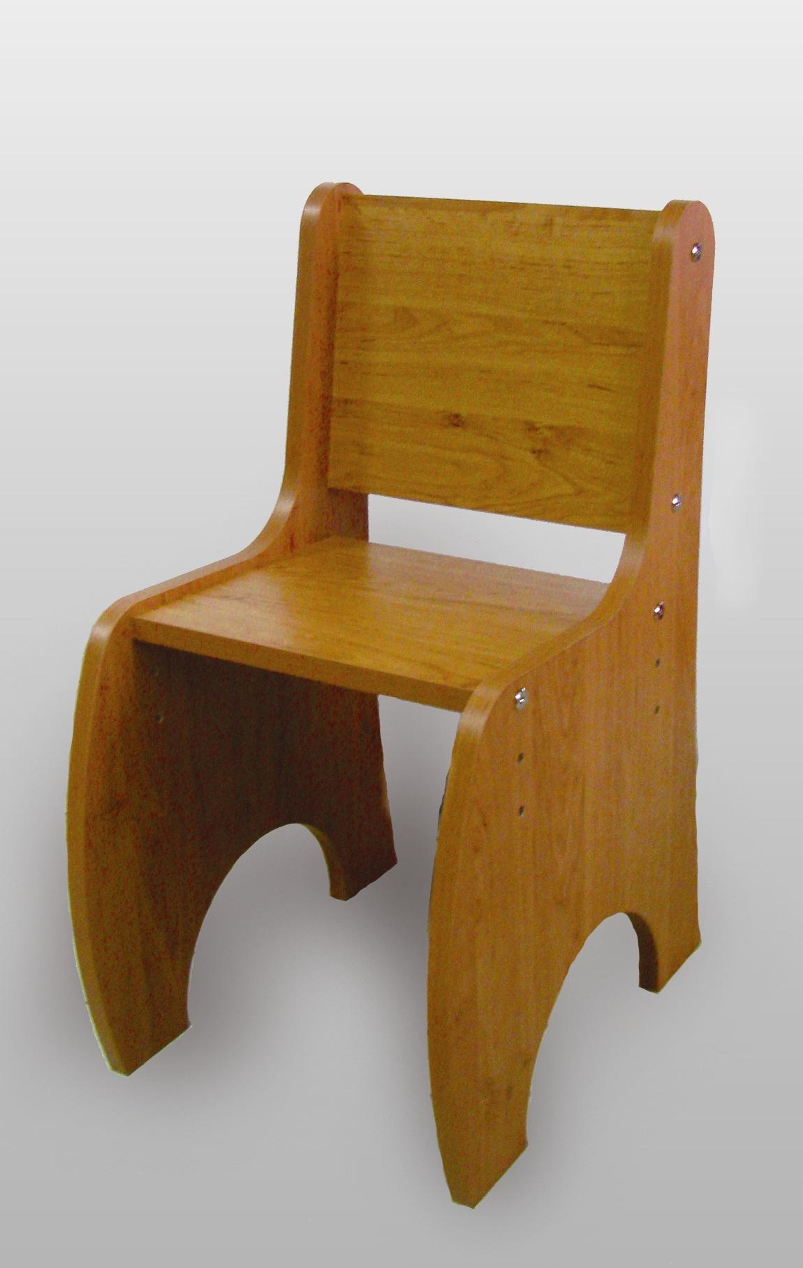 Как сделать стул из дсп своими руками чертежи