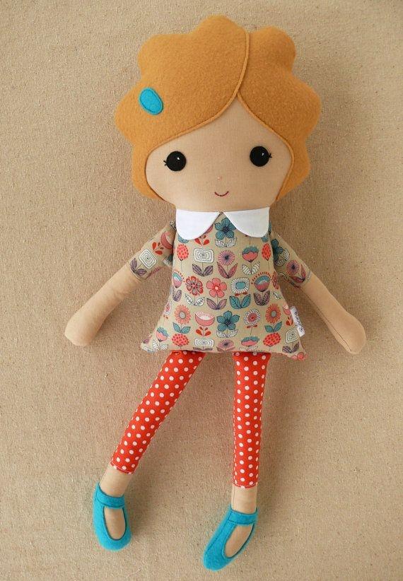 Куклы из фетра сшить