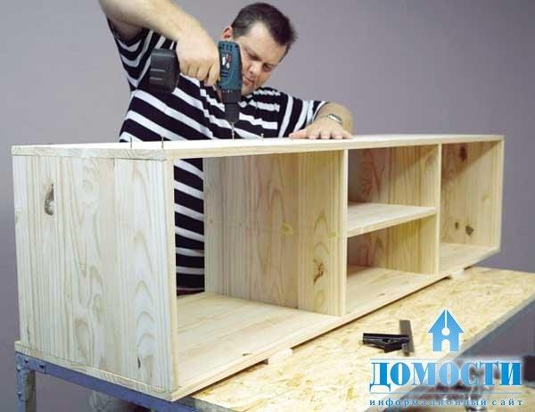 Сделай сам мебель своими руками мебель для дачи