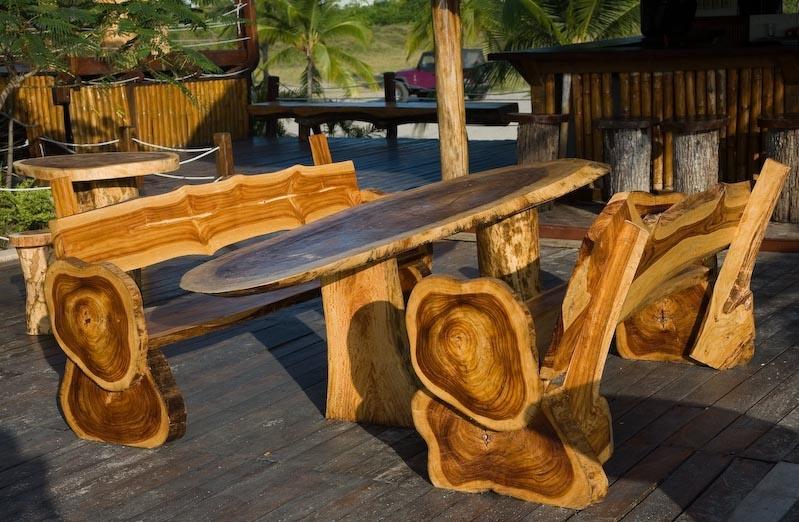 Как своими руками из дерева сделать интересный столик