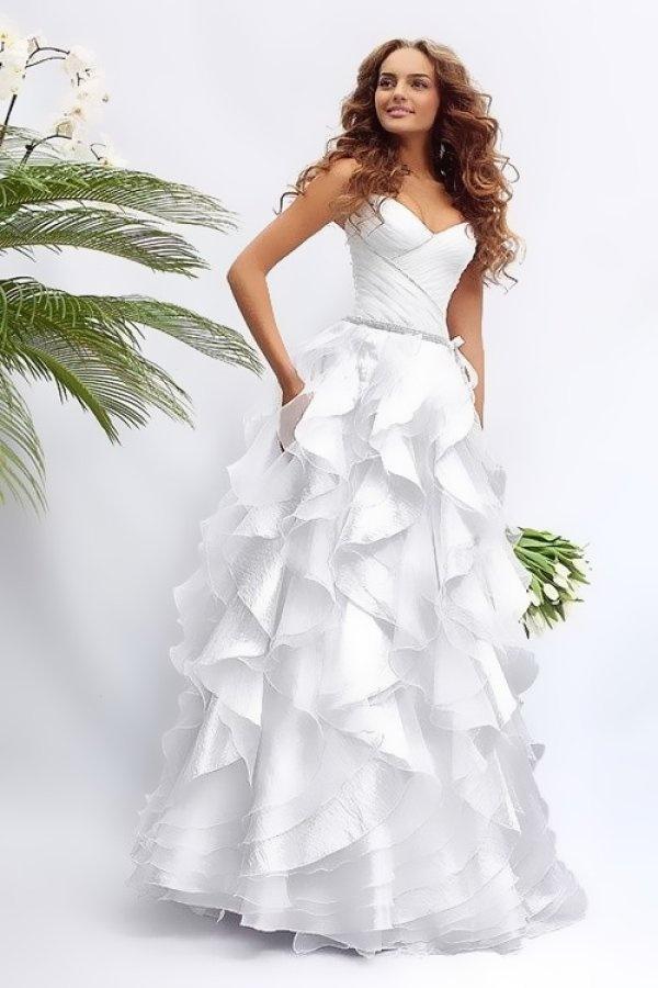 Свадебное платье белое картинки