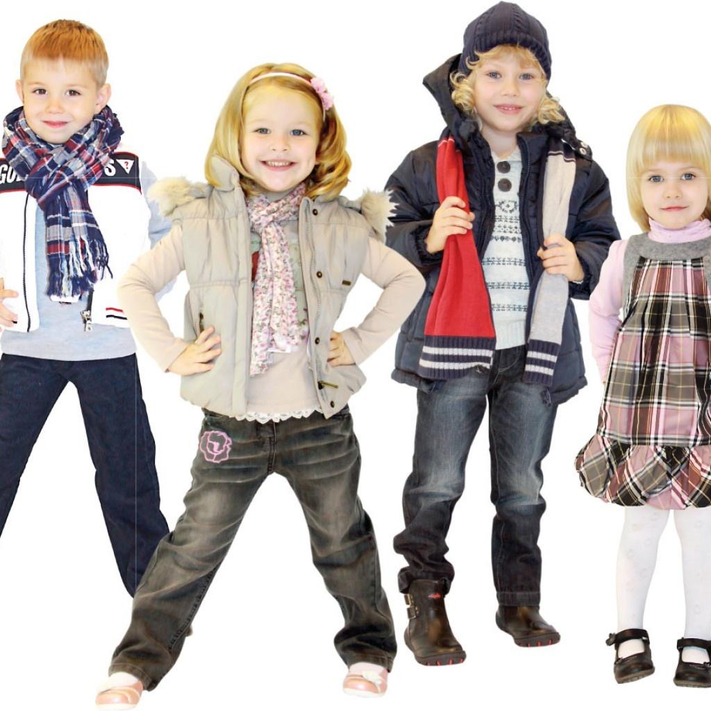 Наши модные детки одежда