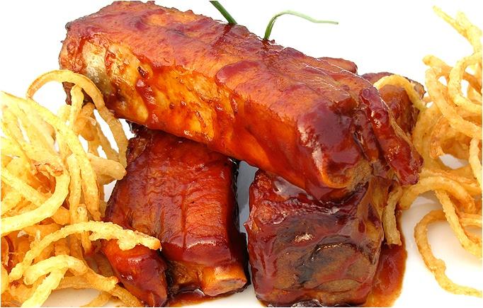 Как приготовить свиные ребрышки пошаговый рецепт с