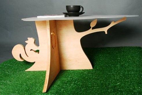 Сделать стол своими руками из фанеры