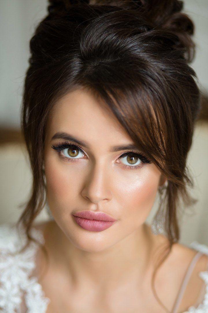 Коллекции причесок и макияжа