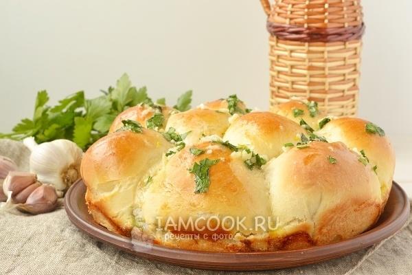 Как приготовить по украински пампушки
