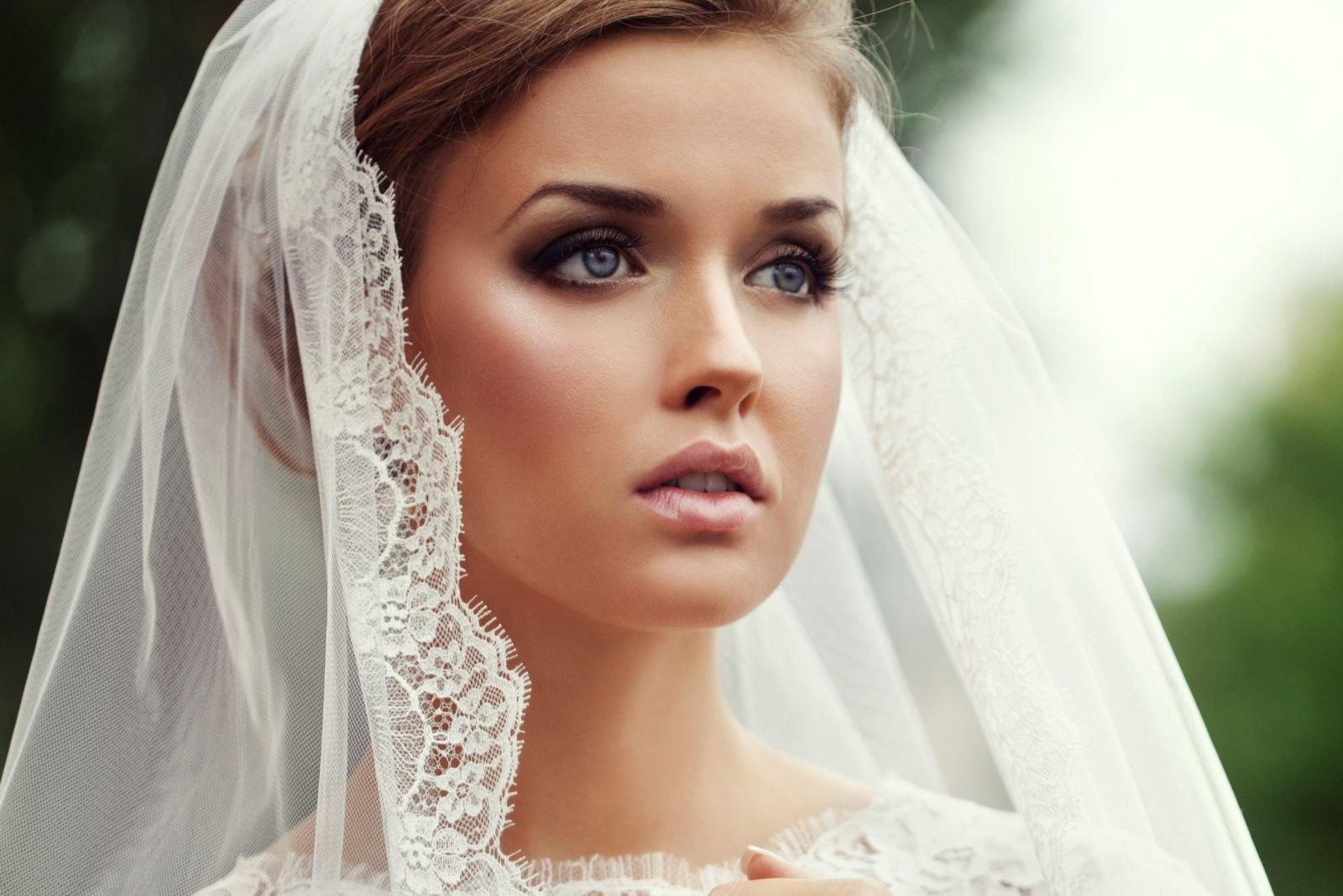Макияж невесты свадебный