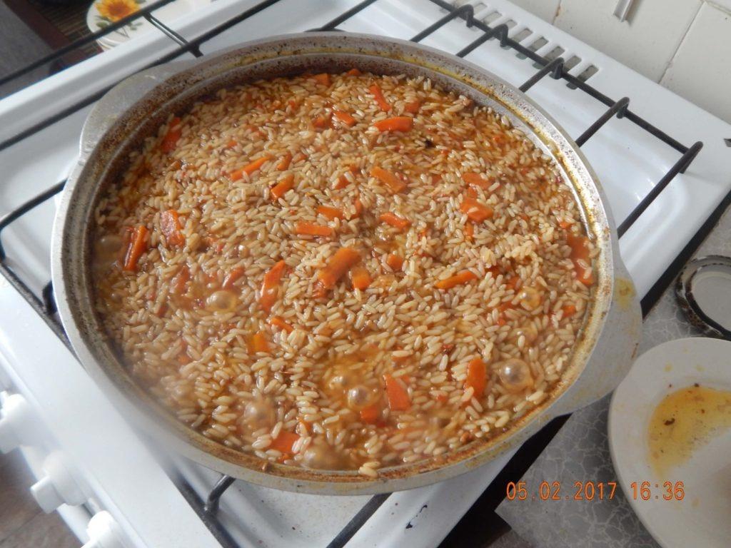 Правильный плов из говядины пошаговый рецепт
