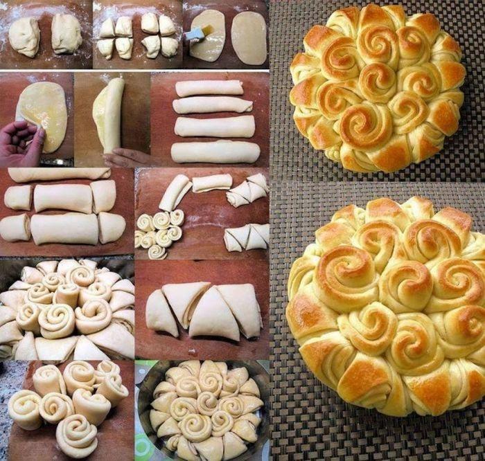 Как сделать тесто для сдобных пирогов
