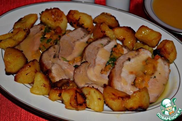 Что приготовить на ужин картофель и мясо