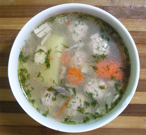 Рецепт супа с говядиной в мультиварке с фото