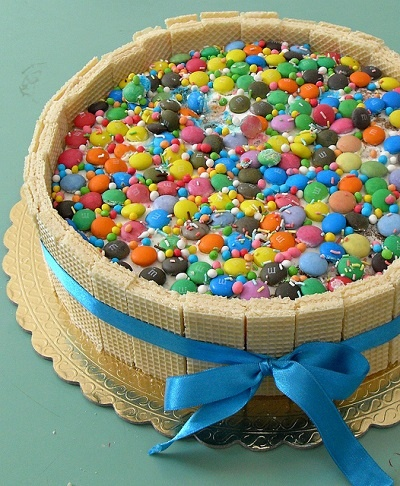 Необычный торт своими руками на день рождения ребенка