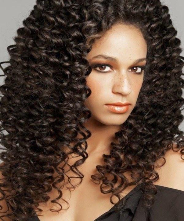 Завивка волос карвинг на средние волосы