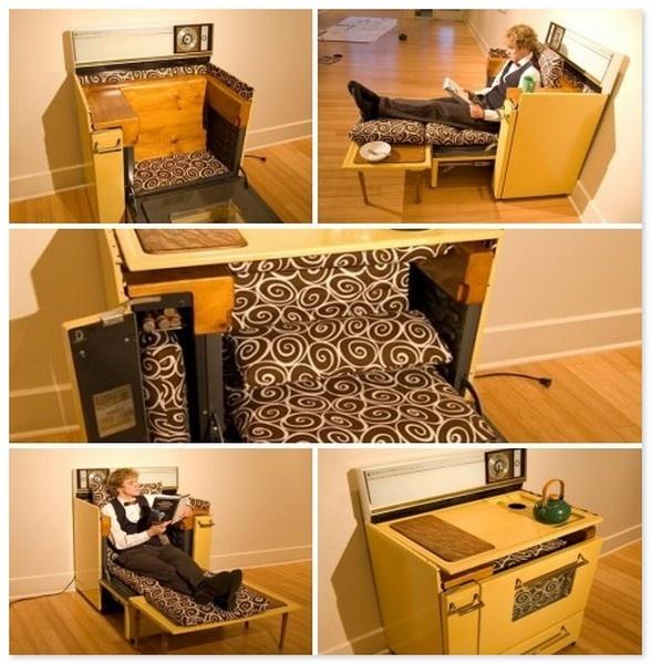 Как и что можно сделать мебель для кукол