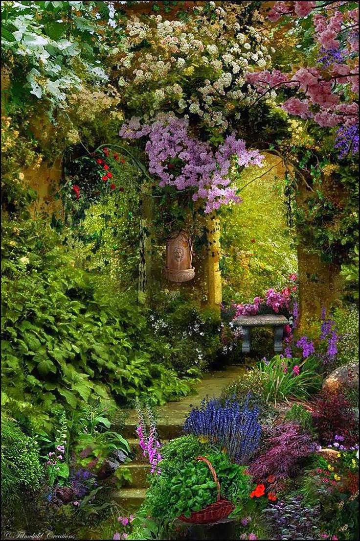 Сказочно красивые цветы