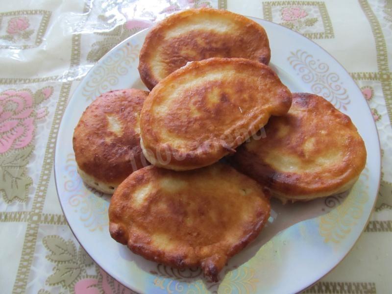 Оладьи на сметане рецепт с фото пошагово