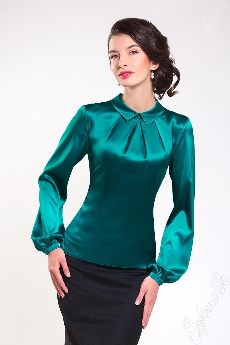 Красивая блузка к новому году