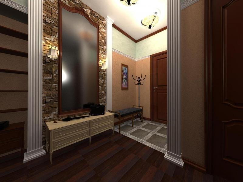 Дизайн зеркала в прихожей фото - карточка от пользователя robert.pankov2018 в Яндекс.Коллекциях