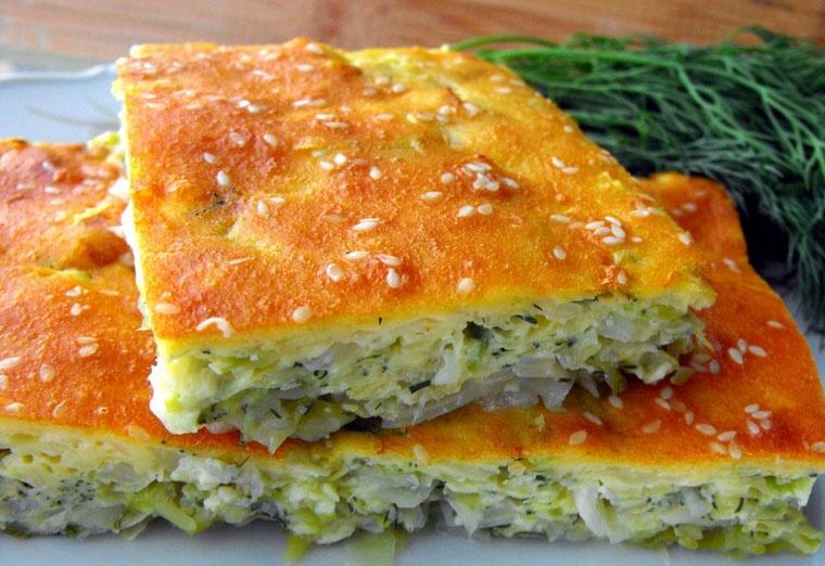 Что приготовить к пирогу с капустой