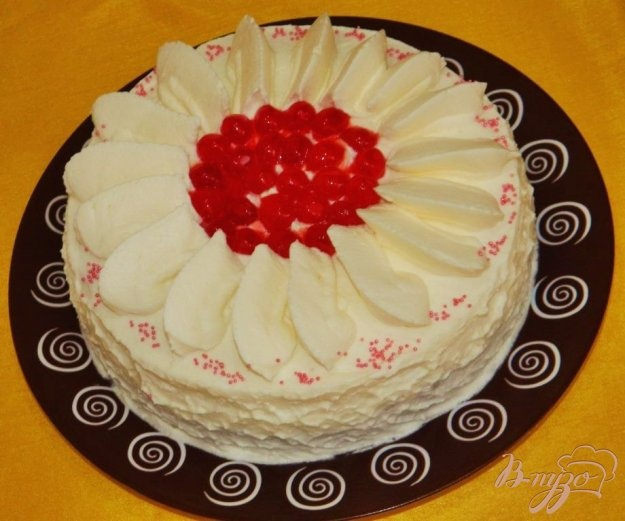 Легкие торты с пошаговым фото