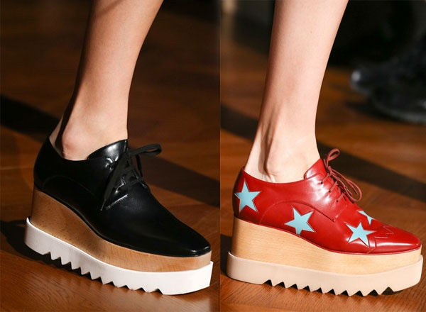 Модная обувь для женщин лето 2017