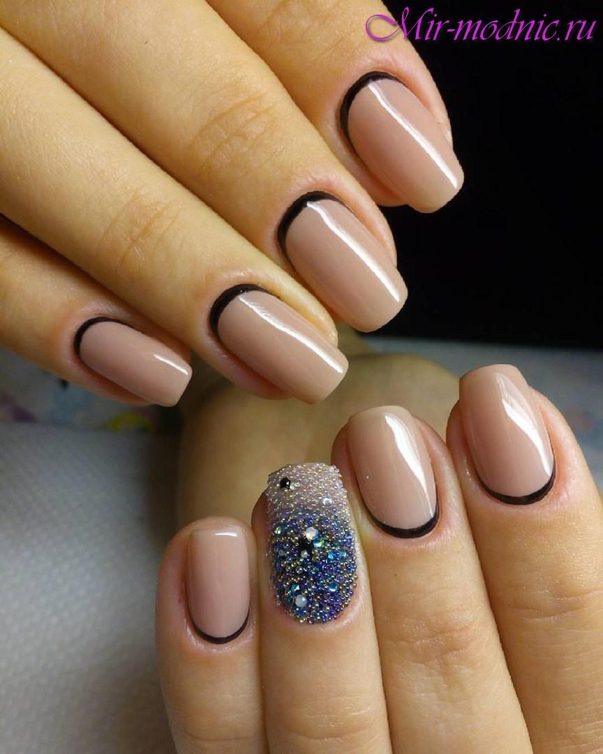 Модный дизайн ногтей весна 2017 новинки красивые